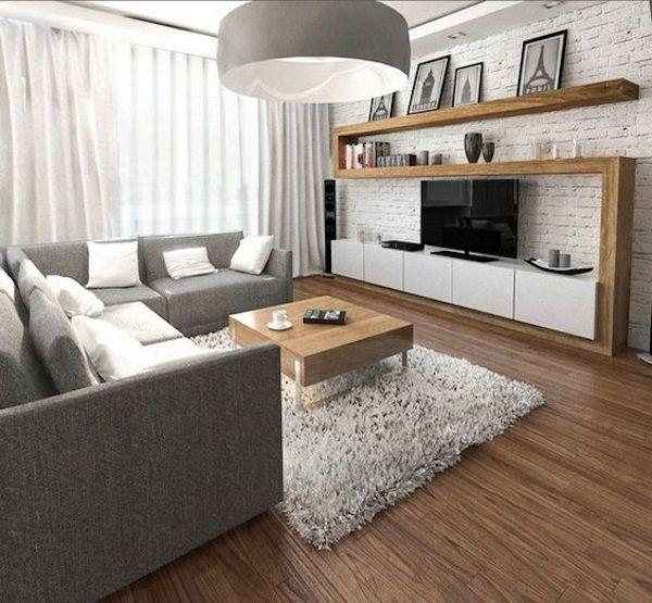 amenajare living modern idei de amenajare tv living