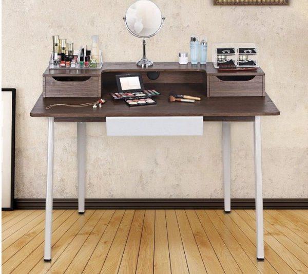 masa toaleta maro masa birou cosmetica machiaj masuta vanity birou modern mam101