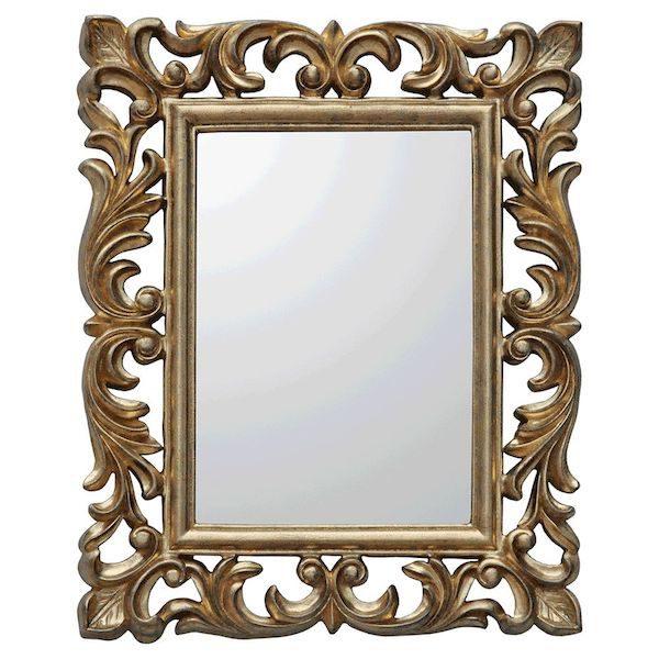 oglinda ovala aurie stil clasic floricele