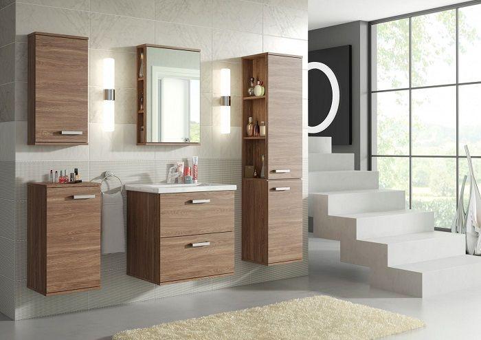 Set mobilier baie suspendat Harmony