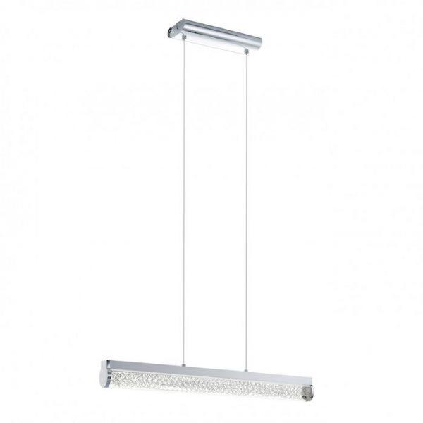 Pendul LED modern alb living bucatarie 24w