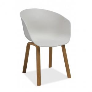 scaun bucatarie alb modern design