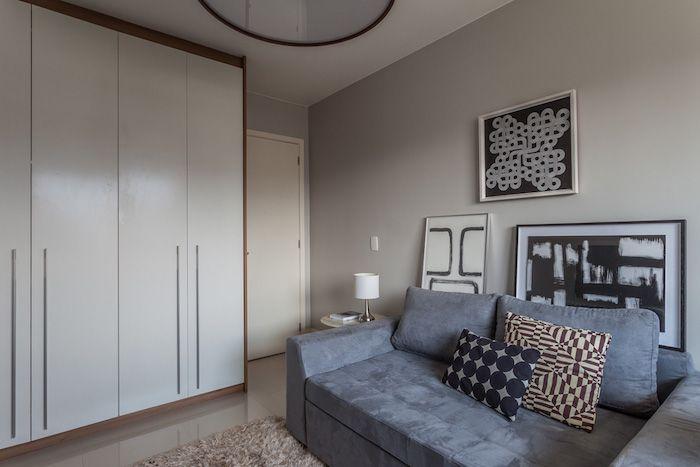 amenajari interioare moderne apartament trei camere