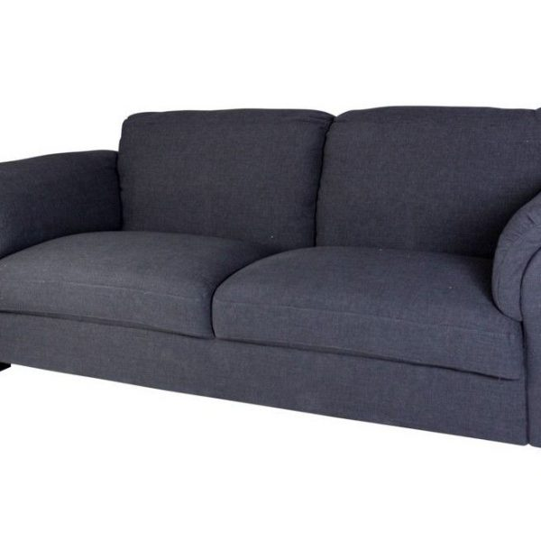 canapea gri moderna 230cm canapea 3 locuri stofa ieftina