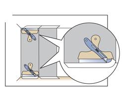 cum se aplica tapetul pe perete ajutor 4