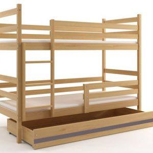 pat suprapus pentru copii pat suprapus din lemn masiv