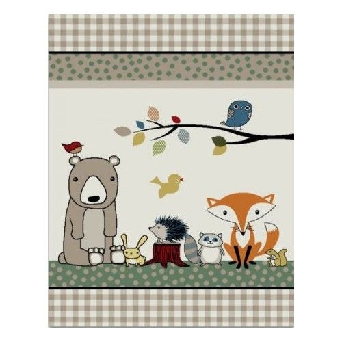 Covor animale pentru copii covor camera copii colorat 80 x 150 cm polipropilena