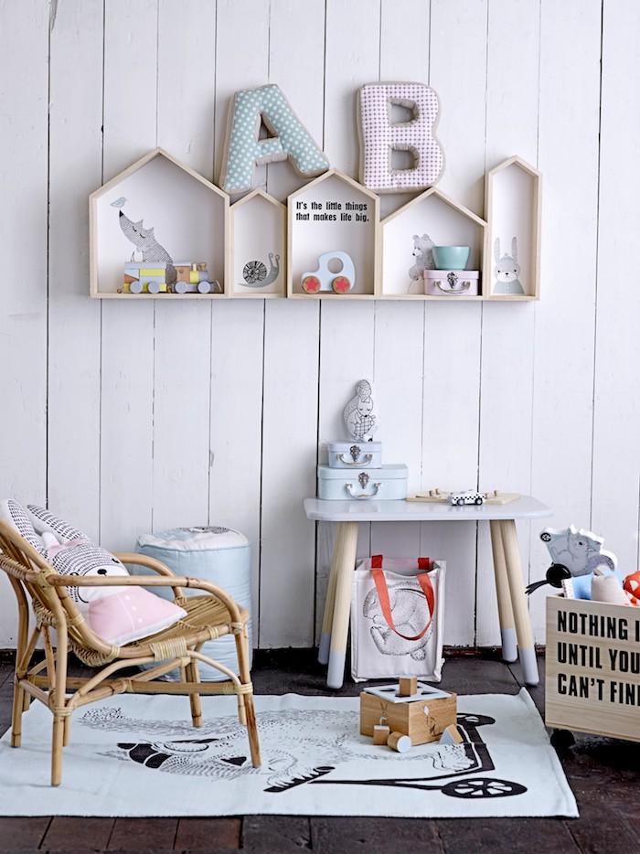 decoratiuni camera copii amenajare moderna camera copii