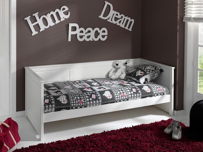 pat pentru copii modern amenajare camera copii stil modern
