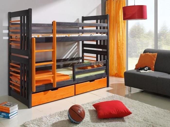 pat supraetajat copii modern amenajare camera copii moderna gemeni