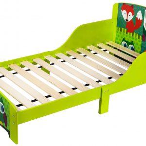 pat verde pentru copii mobilier camera copii red fox owl