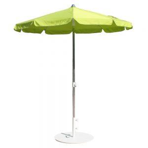 umbrela rotunda verde 2m mobilier gradina umbrele moderne