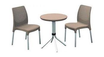 Set mobilier de gradina Chelsea Cappuccino