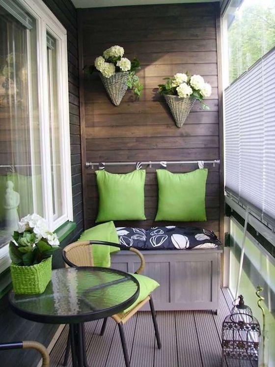 mobilier pentru balcon amenajare balcon
