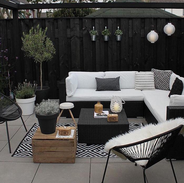 mobilier pentru terasa gradina