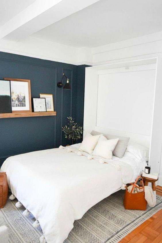 amenajare dormitor modern apartament bloc