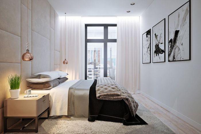 amenajare dormitor modern in apartament dormitor idei amenajare