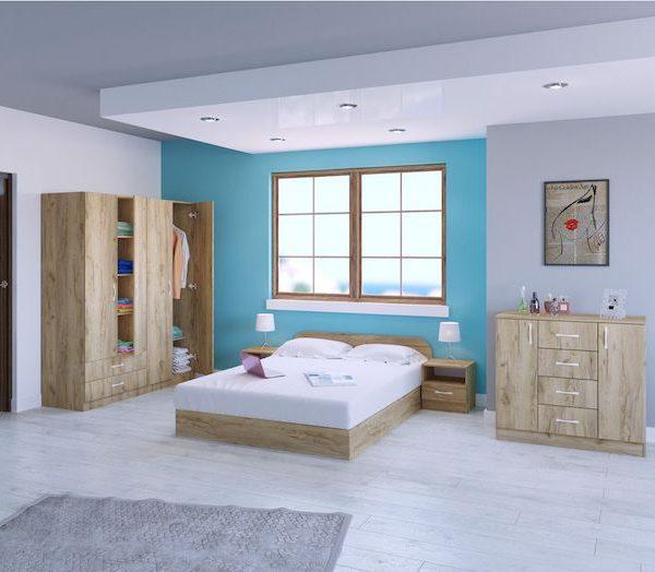 amenajare dormitor modern mobilier dormitor