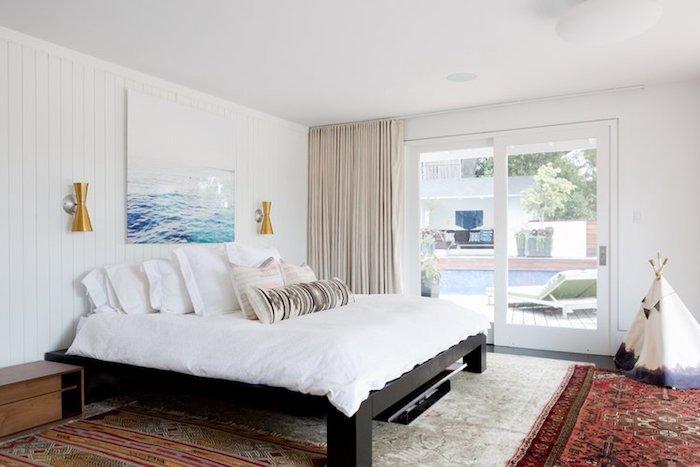dormitoare amenajate poze moderne