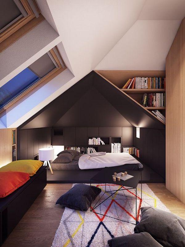 idee-amenajare-dormitor-la-mansarda