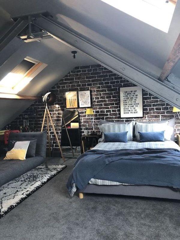 idei-amenajare-dormitor-mansarda-modern-geamuri-velux