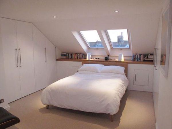 idei-amenajare-dormitor-mansarda-modern