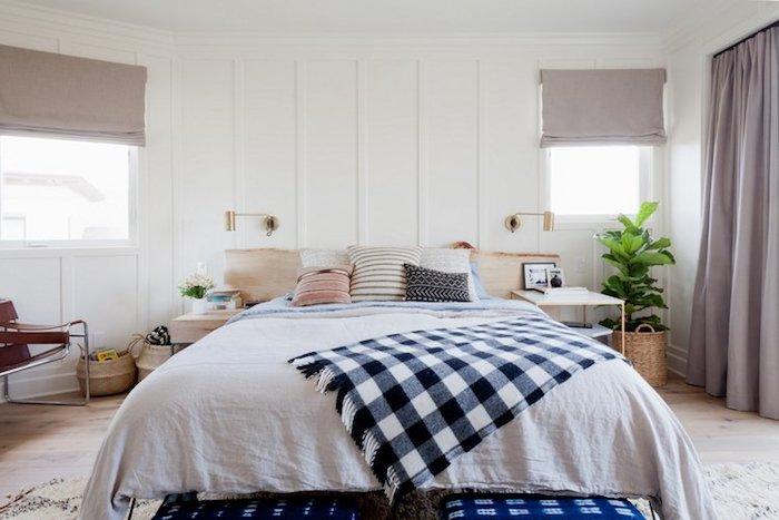 idei amenajare dormitor mare in casa