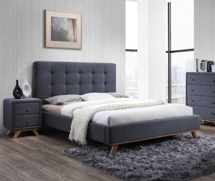 pat dormitor gri pat dormitor ieftin