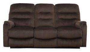 Canapea Kring Sylvie cu 3 locuri, 2 reclinere