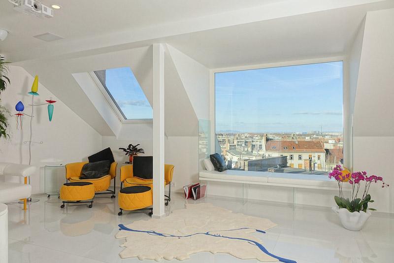 amenajare apartament 2 camere living modern si mare idei