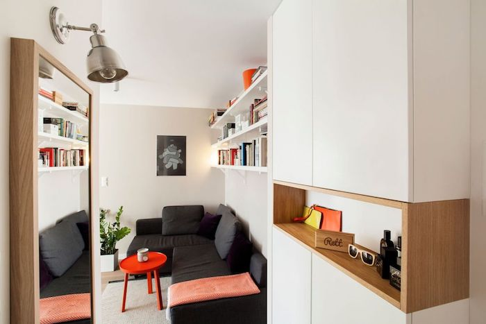idei amenajare living amenajare apartament mic 2 camere