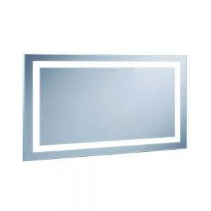Oglinda cu iluminare LED, Sistem Antiaburire, Design Modern 100x70 cm