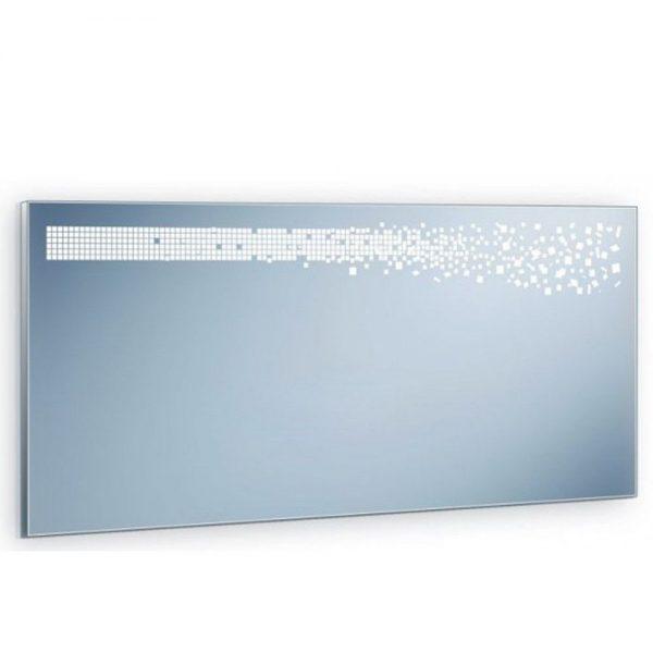 Oglinda pentru baie 100x70 cu iluminare LED interioara HELLEN DESIGN