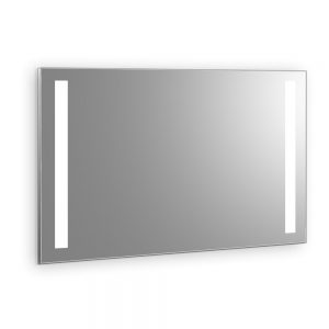 Oglinda pentru baie cu iluminare LED 78x59 cm