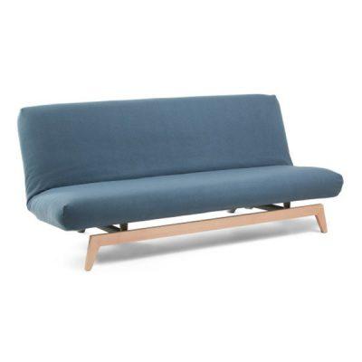 Canapea extensibilă La Forma Kiko, albastru