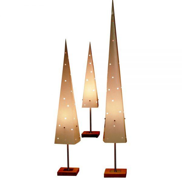 Decoratiuni luminoase pentru gradina