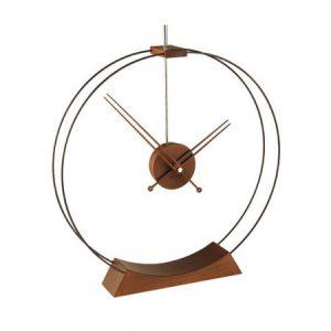 ceas decorativ de masa design deosebit ceas decorativ pentru birou diametru 50cm inaltime 55cm