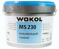 Adeziv parchet, Wakol MS-230, monocomponent, elastic