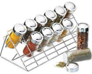 Set 13 piese pentru condimente - Kitchen Craft organizare bucatarie