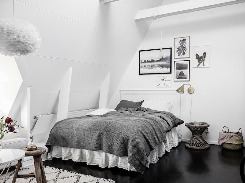 idei amenajare dormitor mansarda dormitor mic mansarda