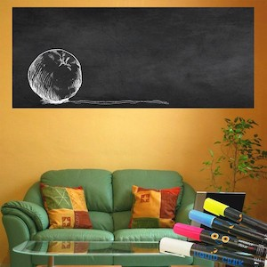 Autocolant Ambiance Giant Chalkboard
