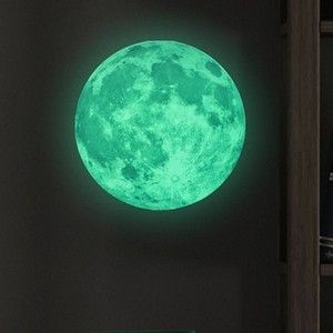Autocolant fosforescent Ambiance Real Moon