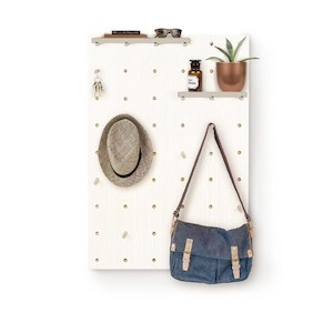 Cuier cu rafturi Really Nice Things Pegboard