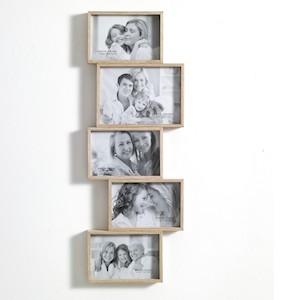 Ramă foto de perete Random, 5 fotografii