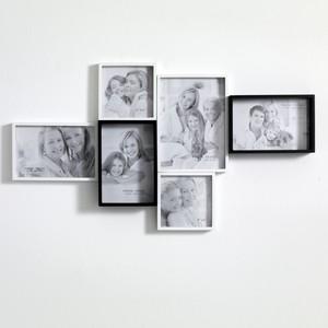 Ramă foto de perete Tomasucci Random, 6 fotografii