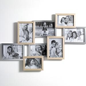Ramă foto de perete Tomasucci Random, 8 fotografii