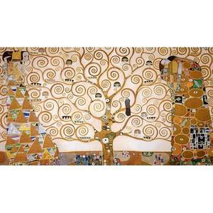 Reproducere tablou Gustav Klimt – Tree of Life, 90 x 50 cm