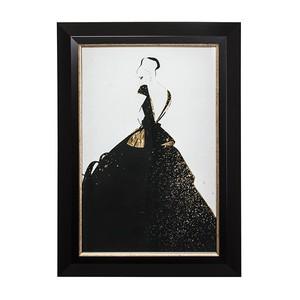 Tablou cu ramă Graham & Brown Fashion, 50 x 70 cm