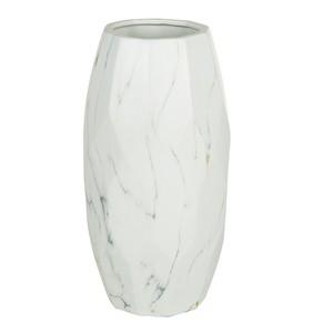 Vază din ceramică Santiago Pons Arle, alb