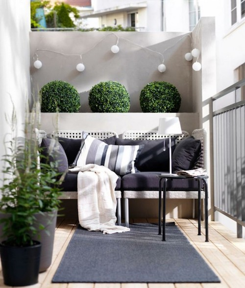 amenajare balcon mic balcon amenajat cu bun gust